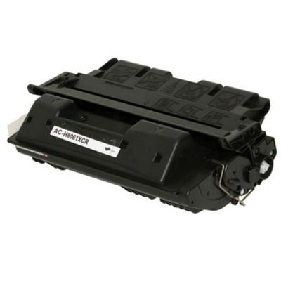 Black Toner Cartridge for HP Laserjet 4100 Printers, Hp 61a