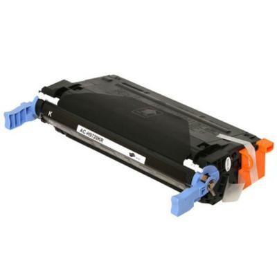 Black Toner for HP Color LaserJet 4600, 4600n, 4600dn, 4600dtn, 4600hdn, 4650, 4650n, 4650dn, 4650dtn & 4650hdn printer