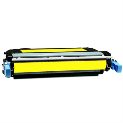Yellow Toner for HP Laserjet CP4005, CP4005DN & CP4005N Printer