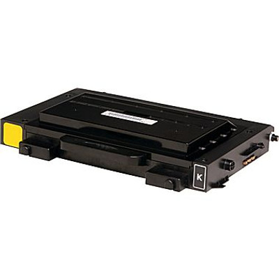 Yellow Toner for Samsung CLP-500 & CLP-550 Laser Printer