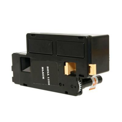 Black Toner for Dell 1250 CN, 1350 CNW & 1355 CN/CNW Laser Printer