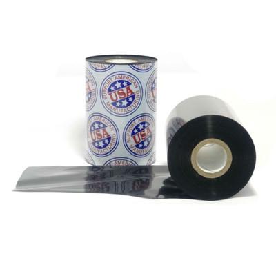 """Wax Resin Ribbon: 2.52"""" x 1,476' (64.0mm x 450m), Premium"""