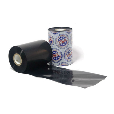 "Resin Ribbon: 1.49"" x 1,181' (38.0mm x 360m), Ink on Inside, General Use, $5.77 per roll"