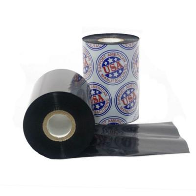"Wax Ribbon: 1.57"" x 1,345' (40.0mm x 410m), Ink on Inside, General Use, $2.00 a roll"