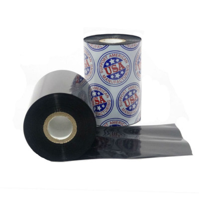"""Resin Ribbon: 1.57"""" x 1,345' (40.0mm x 410m), Ink on Inside, Premium, $11.67 per roll"""