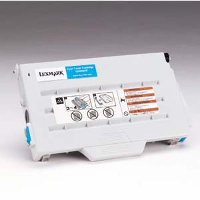 Black Toner Cartridge for Lexmark C720, C720dn, C720 & X720MFP Laser Printer