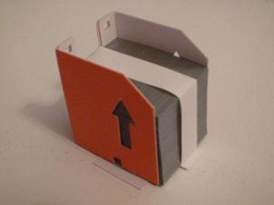 Savin Staple Type F for Part Number: 2960695 Size: 26x25x32 mm