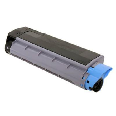 Cyan Toner for Okidata C6150 & MP560 MFP Laser Printer
