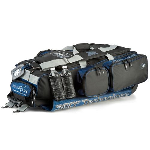 Tanel 360 R A G E Baseball Softball Wheel Bag Tanel 360