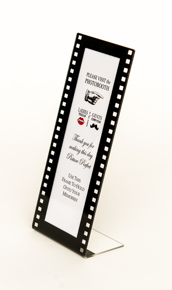 Hollywood Photo Booth Frames - \