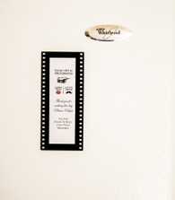"Hollywood Magnetic Photo Booth Frames 2""x6"""