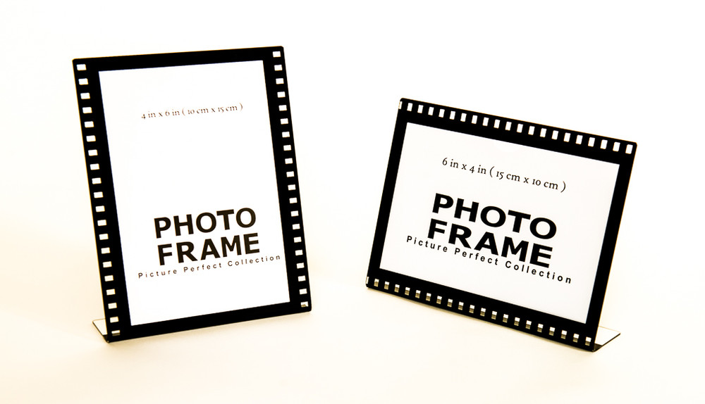 "Hollywood Photo Booth Frames - 4""x6"" - Photo Booth Frames"