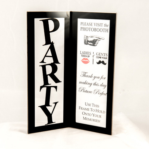 Party Photo Booth Frame - Photo Booth Frames