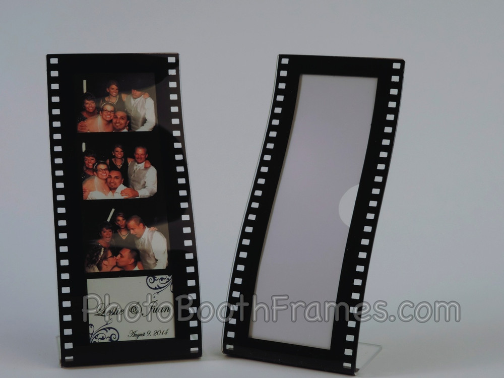 Wavy Photo Booth Frames Photo Booth Frames