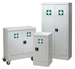 First Aid Cupboards