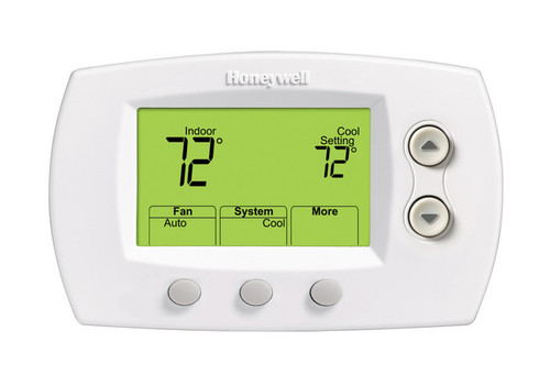 honeywell th6320u1000 focuspro 6000 universal programmable rh thewholesalewarehouse net honeywell thermostat manual focus pro 6000 honeywell thermostat focuspro 6000 instructions