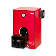 Biasi B-4 Oil Boiler w/ Riello Burner - 110,000 BTU