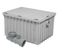 Canplas Endura Grease Trap 20 GPM Interceptor Model 3920A02