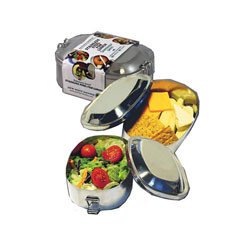 Stainless Steel Food Container Thumbnail View