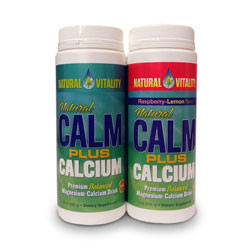 Natural Vitality Natural Calm Plus Calcium Thumbnail View