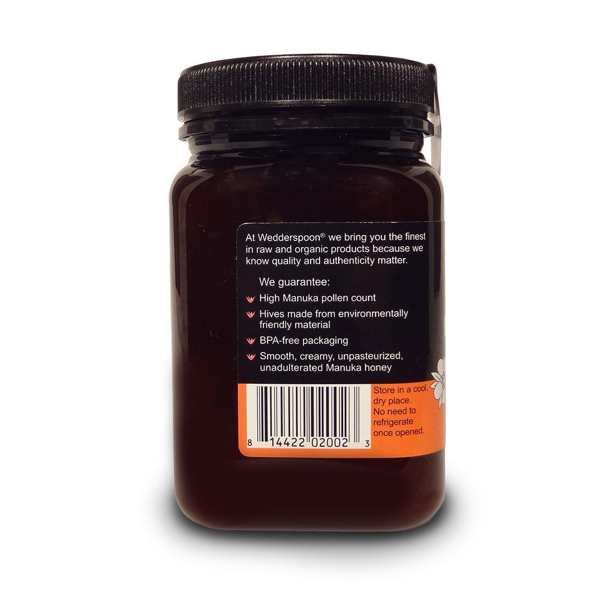 Wedderspoon Manuka Honey Whole Foods
