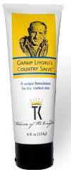 Gramp Lyford's Country Salve (3.4 oz tube)