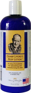 Gramp Lyford's Body Lotion