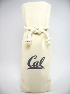 Cal Canvas Bottle Tote