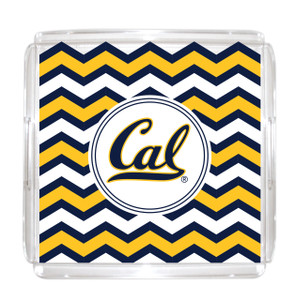 Cal Lucite Tray 12x12