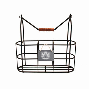 Auburn Vintage Bottle Carrier