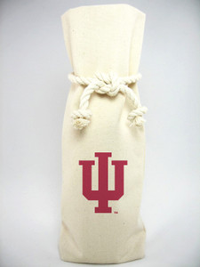 Indiana Canvas Bottle Tote