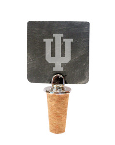 Indiana Slate Bottle Stopper