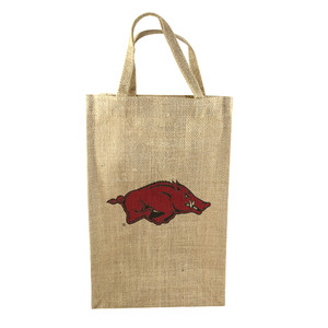 Arkansas 2-Bottle Tote