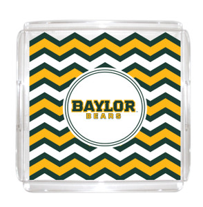 Baylor Lucite Tray 12x12
