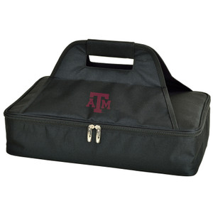 Texas A&M Hot and Cold Food Carrier