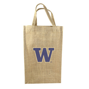 Washington 2-Bottle Tote