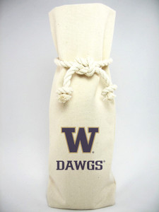 Washington Canvas Bottle Tote