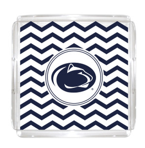 Penn State Lucite Tray 12x12