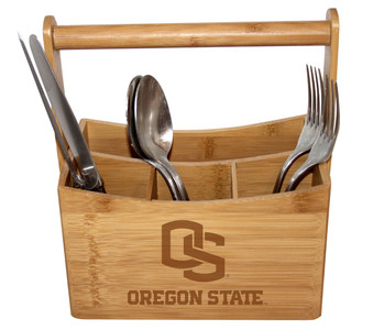 Oregon State Bamboo Caddy