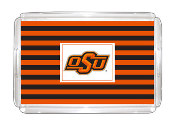 Oklahoma State Lucite Tray 11x17