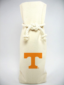 Tennessee Canvas Bottle Tote