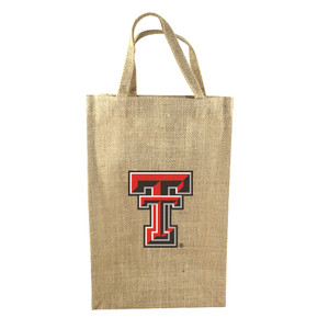 Texas Tech 2-Bottle Tote