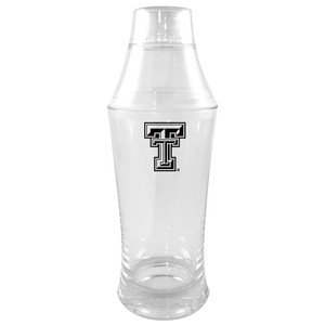 Texas Tech Plastic Beverage Shaker