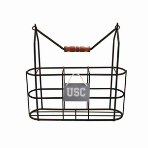 USC Vintage Bottle Carrier