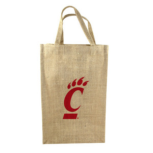 Cincinnati 2-Bottle Tote