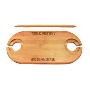 Arizona State Bamboo Picnic Table