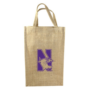 Northwestern 2-Bottle Tote