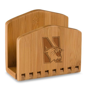 Northwestern Napkin Holder