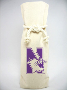 Northwestern Canvas Bottle Tote