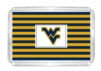 West Virginia Lucite Tray 11x17